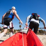 tough mudder and mud runs don't have kayaks