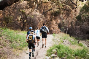 You want trail running? We've got that.