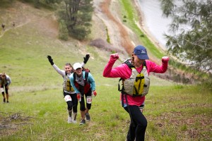 adventure race: trekking