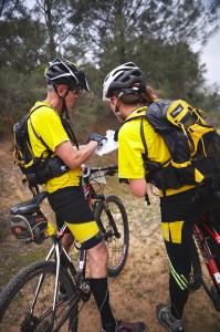 Tough Mudder and mud runs don't have bikes.