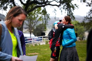 Adventure Racing: Free hugs at the finish