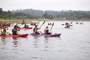 Kayak Adventure Racing